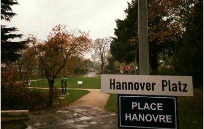 Zurück in die Zukunft ! Retour sur la création de la place de Hanovre à Rouen