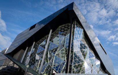 Un nouveau bâtiment pour le groupe de Presse Springer à Berlin