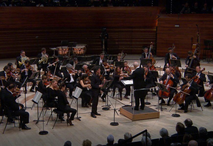 Concert de l'Orchestre de chambre de Hanovre le 7 février 2021